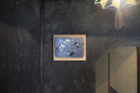 陶板・紫陽花・2020