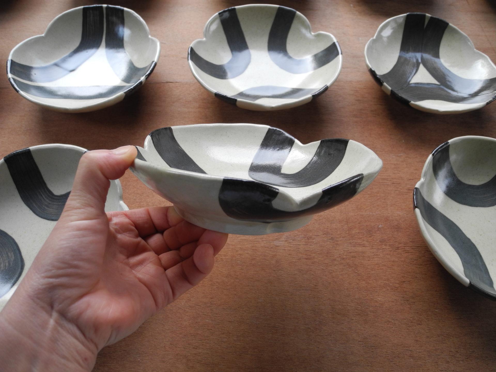 デザート皿・2021